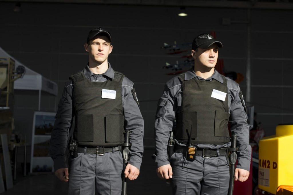охрана складских помещений в Москве