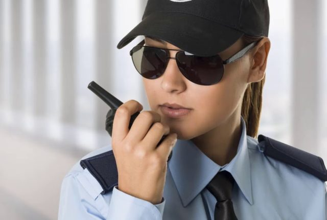 Женская охрана