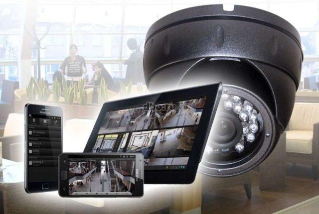 Системы видеонаблюдений