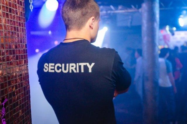 охрана клубов Москвы