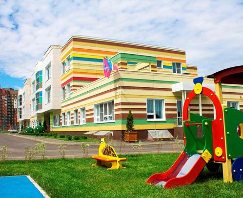 Охрана детского сада