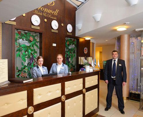 Охрана гостиниц, отелей