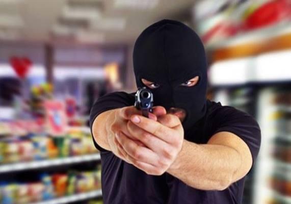 Действия охраны при нападении на магазин